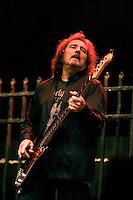 Heaven and Hell featuring Ronnie James Dio and Tony Iommi (Black Sabbath guitarist) performing at Rod Laver Arena, Melbourne, 10 August 2007