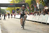 2017-09-24 VeloBirmingham  13 TRo Finish
