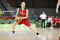 Kaede Kondo (JPN), <br />  AUGUST 6, 2016 - Basketball : <br /> Women's Preliminary Round <br /> between  Japan 77-73 Belorussiya  <br /> at Youth Arena <br /> during the Rio 2016 Olympic Games in Rio de Janeiro, Brazil. <br /> (Photo by Yusuke Nakanishi/AFLO SPORT)
