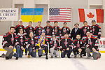 The 2016 Alexander Cup brought together teams from Montreal, Toronto, and the New York-New Jersey metropolitan region for a series of games in an international hockey tournament in the AmeriHealth Pavilion at Prudential Center in Newark, NJ.