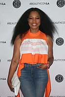LOS ANGELES, CA - AUGUST 11: Garcelle Beauvais, at Beautycon Festival Los Angeles 2019 - Day 2 at Los Angeles Convention Center in Los Angeles, California on August 11, 2019. <br /> CAP/MPIFS<br /> ©MPIFS/Capital Pictures