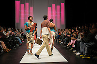 Lindenwood University School of Fine & Performing Arts Fashion Department annual showcase at Lindenwood University in St. Charles, MO on May 3, 2013.