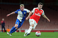 Arsenal Under-21 vs Blackburn Rovers Under-21 03-05-16