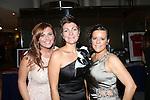Ty Hafan Star Ball Hilton<br /> Cardiff Hilton<br /> Rebecca Chick, Alison Stallard &amp; Wendy Collie.<br /> <br /> 27.09.13<br /> <br /> &copy;Steve Pope-FOTOWALES