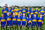 Ballymac GAA at the Scartaglin GAA Memorial blitz for the late Jack Rahilly on Saturday