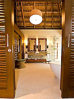 A- Viceroy Resort Villa Interior - Courtyard & Grounds, Riviera Maya 6 12