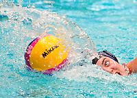 Varsity XV Women's Water Polo - University of Sheffield (blue cap) v Hallam University (white cap)