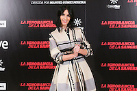 "Paz Vega attends ""La Ignorancia de la Sangre"" presentation at Princesa Cinema in Madrid, Spain. November 13, 2014. (ALTERPHOTOS/Carlos Dafonte)"