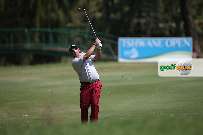 Justin Walters (RSA) plays to the 17th during Round Three of the Tshwane Open 2015 at the Pretoria Country Club, Waterkloof, Pretoria, South Africa. Picture:  David Lloyd / www.golffile.ie. 14/03/2015