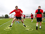 Paul Coutts of Sheffield Utd during the training session at the Shirecliffe Training complex, Sheffield. Picture date: June 27th 2017. Pic credit should read: Simon Bellis/Sportimage