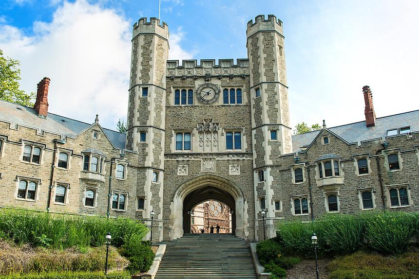 Blair Hall, Princeton University, New Jersey, USA