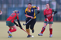 Romford HC Ladies vs Redbridge & Ilford HC Ladies 2nd XI 03-02-18