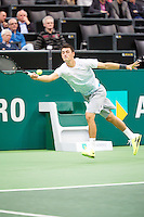 11-02-13, Tennis, Rotterdam, ABNAMROWTT, Bernard Tomic