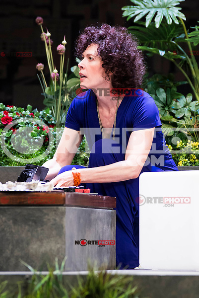 "Maru Valdivieso during the theater play ""El Test"" at Teatro Cofidis in Madrid. September 15, Spain. 2016. (ALTERPHOTOS/BorjaB.Hojas) /NORTEPHOTO"