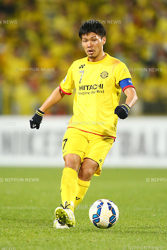 Hidekazu Otani (Reysol),<br /> MARCH 17, 2015 - Football / Soccer : <br /> AFC Champions League Group E <br /> match between Kashiwa Reysol 2-1 Shandong Luneng FC <br /> at Hitachi Kashiwa Stadium, Chiba, Japan.<br /> (Photo by AFLO SPORT)