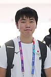 Atsushi Shimada (JPN), <br /> AUGUST 22, 2018 - Shooting - Rifle : <br /> at Jakabaring Sport Center Shooting Range <br /> during the 2018 Jakarta Palembang Asian Games <br /> in Palembang, Indonesia. <br /> (Photo by Yohei Osada/AFLO SPORT)