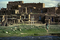 TAOS PUEBLO: ON THE PATH TO WATER <br />