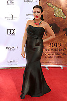 LOS ANGELES - SEP 28:  Devanny Pinn at the 2019 Catalina Film Festival - Saturday at the Catalina Bay on September 28, 2019 in Avalon, CA