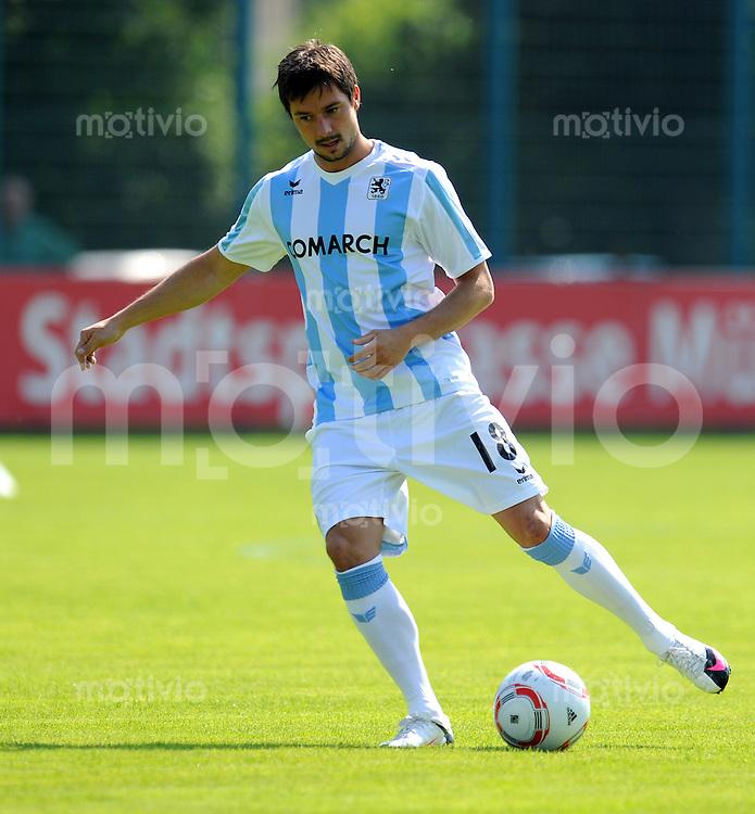 2. Fussball Bundesliga:  Saison   2010/2011   1860 Muenchen Trainingsauftakt   28.06.2010 Alexander Ludwig  (1860 Muenchen)