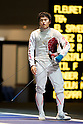 Kenta Chida (JPN), OCTOBER 13, 2011 - World Fencing Championship Catania 2011, Men's Foil at Palaghiaccio, Catania, Italy, (Photo by Enrico Calderoni/AFLO SPORT) [0391]