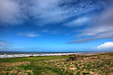 17th green,Seascale Golf Club, Seascale, Cumbria.<br /> Photo Credit / Phil Inglis