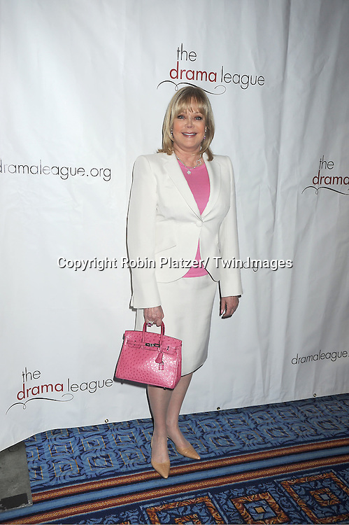 Candy Spelling attending the Drama League Awards Ceremony and Luncheon at The Marriott Marquis Hotel in New York on May 20, 2011.