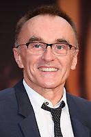 "Danny Boyle<br /> arriving for the London Film Festival 2017 screening of ""Battle of the Sexes"" at the Odeon Leicester Square, London<br /> <br /> <br /> ©Ash Knotek  D3322  07/10/2017"