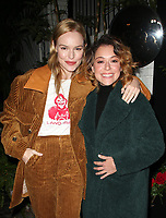 WEST HOLLYWOOD, CA - NOVEMBER 30: Kate Bosworth, Tatiana Maslany, at LAND of distraction Launch Event at Chateau Marmont in West Hollywood, California on November 30, 2017. Credit: Faye Sadou/MediaPunch
