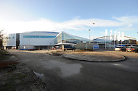 SCHAATSEN: HEERENVEEN: IJsstadion Thialf, 26-11-2015, Ver(nieuw)bouw, ©foto Martin de Jong