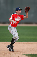 January 17, 2010:  Alex Bregman (ABQ, NM) of the Baseball Factory Pacific Team during the 2010 Under Armour Pre-Season All-America Tournament at Kino Sports Complex in Tucson, AZ.  Photo By Mike Janes/Four Seam Images