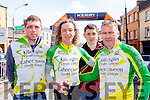 The Killorglin CC team that competed at in the Ras Mumhan in Killorglin over the weekend l-r: Brendan O'sullivan, Micheal o'shea, Ciaran murphy and John O'donoghue