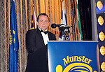 Davy Fitzgerald, Clare, Manager of the year  At the Bord G&aacute;is Energy Munster GAA Sports Star of the Year Awards in The Malton Hotel, Killarney on Saturday night.<br /> Picture by Don MacMonagle<br /> <br /> PR photo from Munster Council