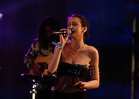 KSTEWART performs during The New Look Wireless Music Festival at Finsbury Park, London, England on Sunday 05 July 2015. Photo by Andy Rowland.