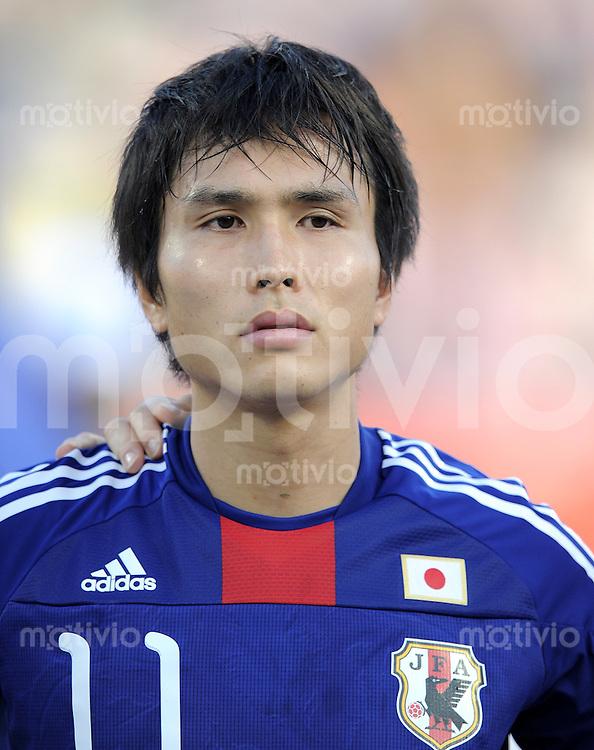 Fussball AFC Asian Cup 2011    09.01.2011 Japan - Jordanien Ryoichi Maeda (Japan)