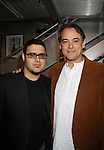 "Gregori J. Martin (producer, director and wrote film) poses with Jon Lindstrom (As The World Turns ""Craig Montgomery"", General Hospital & Santa Barbara ""Kevin Collins"" and Santa Barbara ""Mark McCormick"" at The private Industry Screening of ""The Southside"", A Lany Film Tribute to Robert Areizaga, Jr. on February 27, 2012 at Tribeca Cinemas, New York City, New York.  (Photo by Sue Coflin/Max Photos)"