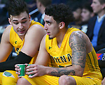 Niagara defeats Siena 82-74 in a MAAC game on January 05, 2018 at the Times Union Center in Albany, New York.  (Bob Mayberger/Eclipse Sportswire)