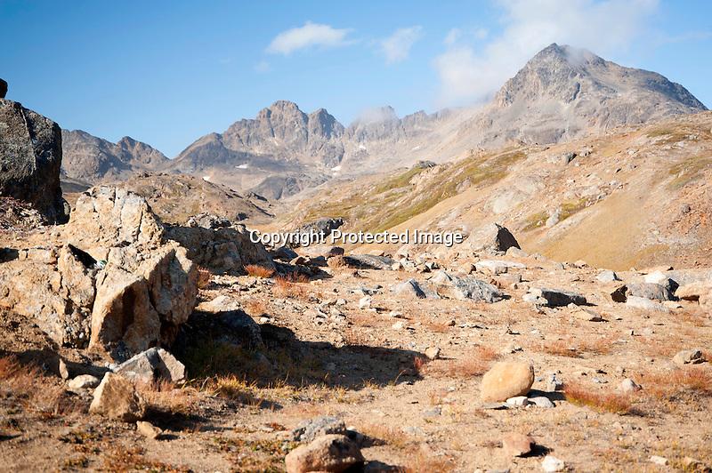 Valley Trail Tasiilaq Greenland