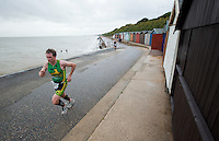 26 SEP 2010 - CLACTON, GBR - Clacton Standard Distance Triathlon (PHOTO (C) NIGEL FARROW)