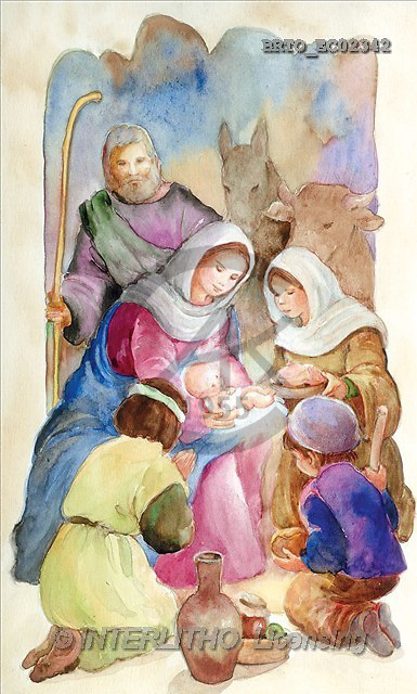 Alfredo, HOLY FAMILIES, paintings(BRTOEC02342,#XR#)