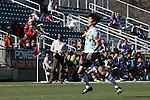 08 March 2015: E-Land's Kim Jae-Sung (KOR). The Carolina RailHawks of the North American Soccer League played Seoul E-Land FC of the K-League Challenge at WakeMed Stadium in Cary, North Carolina in a 2015 preseason friendly for both clubs. The game ended in a 0-0 tie. Afterwards, Seoul E-Land won a penalty kick shootout 5-4.