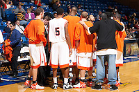 SAN ANTONIO, TX - JANUARY 22, 2007: The University of Texas at Arlington Mavericks vs. The University of Texas at San Antonio Roadrunners Men's Basketball at the UTSA Convocation Center. (Photo by Jeff Huehn)
