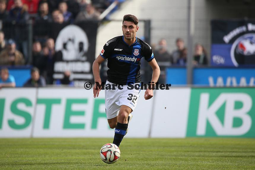 Vincenzo Grifo (FSV) - FSV Frankfurt vs. SV Darmstadt 98, Frankfurter Volksbank Stadion
