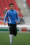 28 April 2007: Kansas City's Kerry Zavagnin. Major League Soccer expansion team Toronto FC lost 1-0 to the Kansas City Wizards in the inaugural game at BMO Field in Toronto, Ontario, Canada, the first MLS game played outside of the United States.
