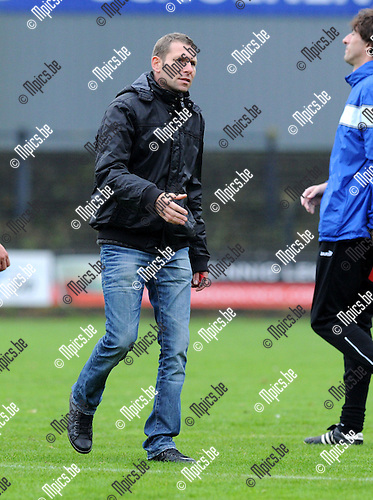 2011-10-09 / Voetbal / seizoen 2011-2012 / Berchem Sport - TSV Lyra / Bart Struyf..Foto: Mpics
