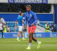 Huddersfield Town's Juninho Bacuna during the pre-match warm-up <br /> <br /> Luke Brennan/CameraSport<br /> <br /> The EFL Sky Bet Championship - Queens Park Rangers v Huddersfield Town - Saturday 10th August 2019 - Loftus Road - London<br /> <br /> World Copyright © 2019 CameraSport. All rights reserved. 43 Linden Ave. Countesthorpe. Leicester. England. LE8 5PG - Tel: +44 (0) 116 277 4147 - admin@camerasport.com - www.camerasport.com