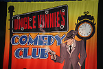 poster - All My Children actors came to see fans on November 21, 2009 at Uncle Vinnie's Comedy Club at The Lane Theatre in Staten Island, NY for a VIP Meet and Greet for photos, autographs and a Q & A on stage. (Photo by Sue Coflikn/Max Photos)