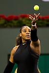 Serena Williams (USA) defeats Zarina Diyas (KAZ)