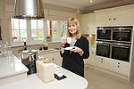 Redrow Homes.Sian Lloyd officially opening the Mary Twill Grove development in Langand. .16.02.13.©Steve Pope