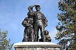 Pioneer Monument, Donner Memorial State Park