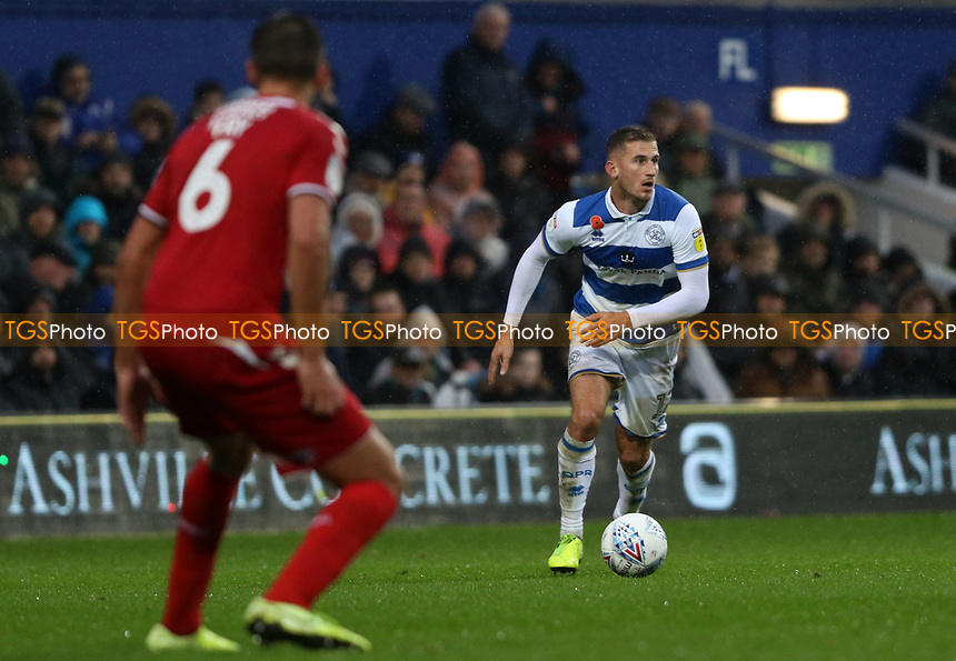 Olamide Shodipo of Queens Park Rangers during Queens Park Rangers vs Middlesbrough, Sky Bet EFL Championship Football at Loftus Road Stadium on 9th November 2019
